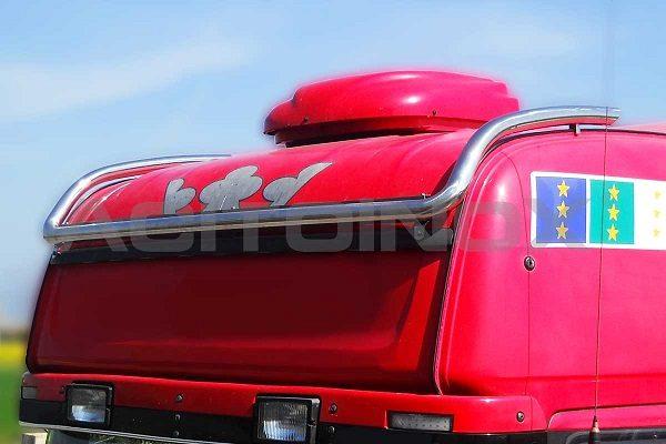 Barra portafaros modelo medio inox Scania R New R Streamline
