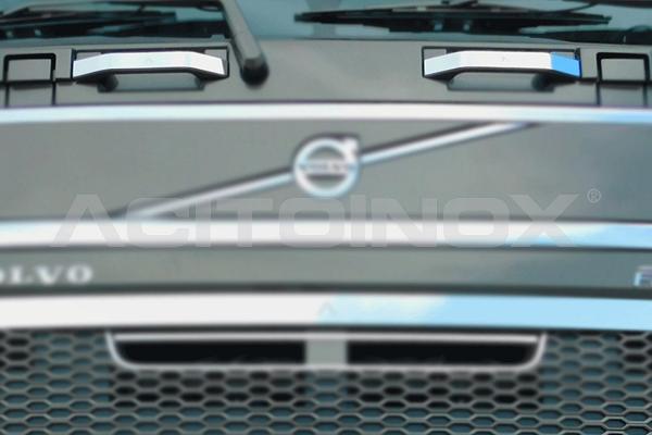 Embellecedor maneta delantera en acero inoxidable Volvo Fh 4