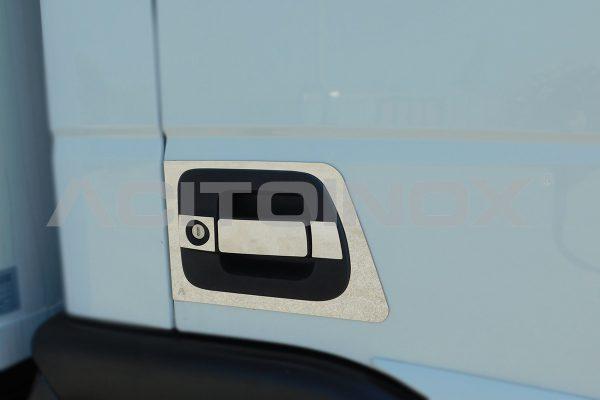 aplicacion contorno maneta puerta iveco eurocargo new model