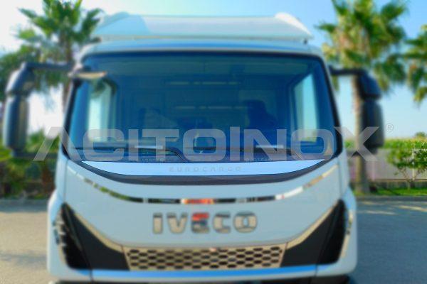 aplicacion parabrisas inferior cabina eurocargo new model