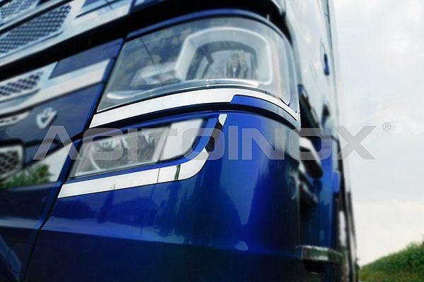 marco luces delanteras cabina scania serie s r ng