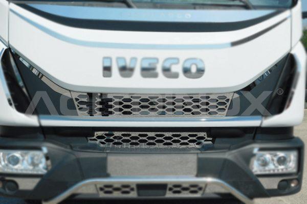 rejilla calandra delantera iveco eurocargo new model
