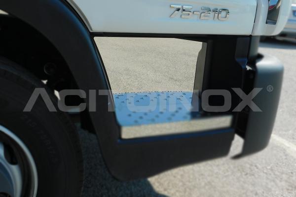Protección apoyapies Iveco Eurocargo New Model